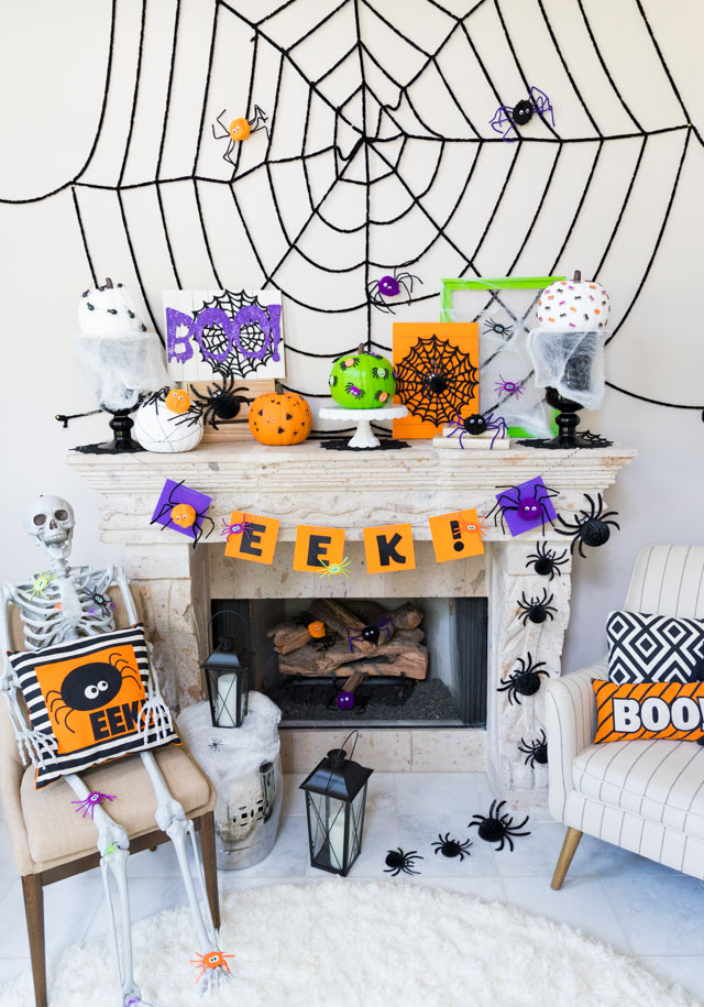 5 Easy Spider Craft Ideas for Halloween