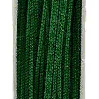 Green Chenille Stems