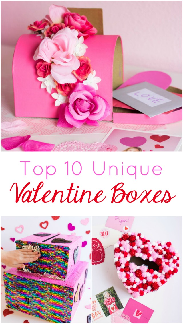 Top 10 Valentine Box Ideas
