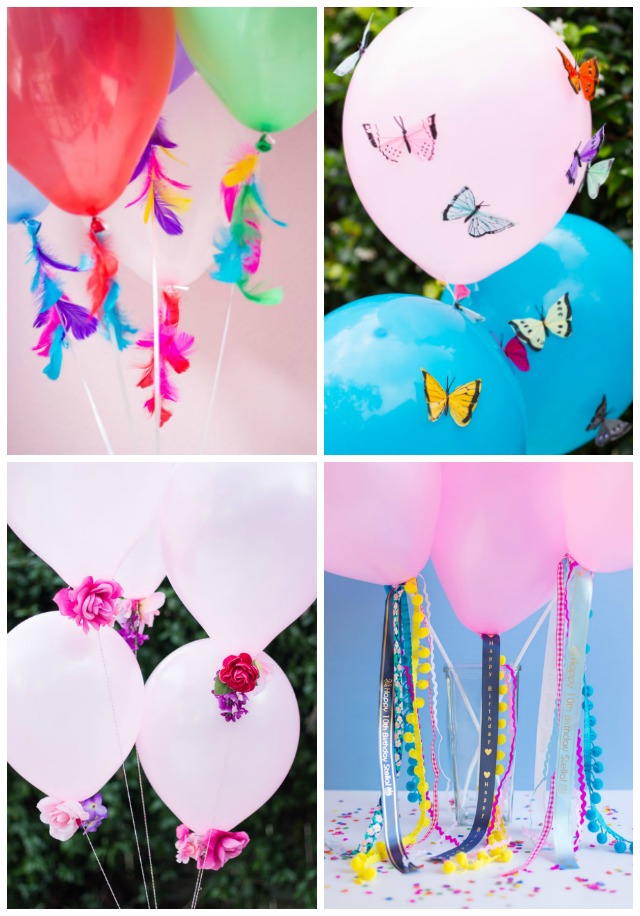 Top 10 Easy DIY Balloon Crafts