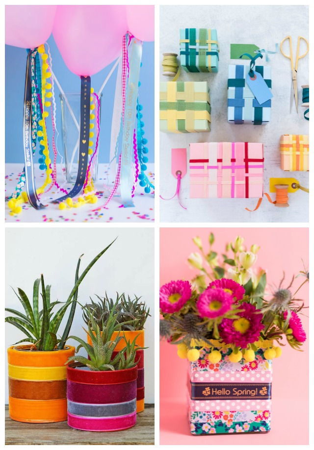 10 Easy DIY Ribbon Crafts to Try!