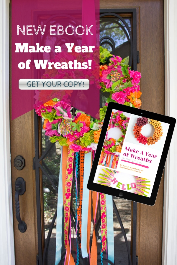 Make a Year of Wreaths Ebook