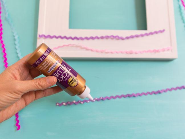 Aleene's Tacky Glue craft idea