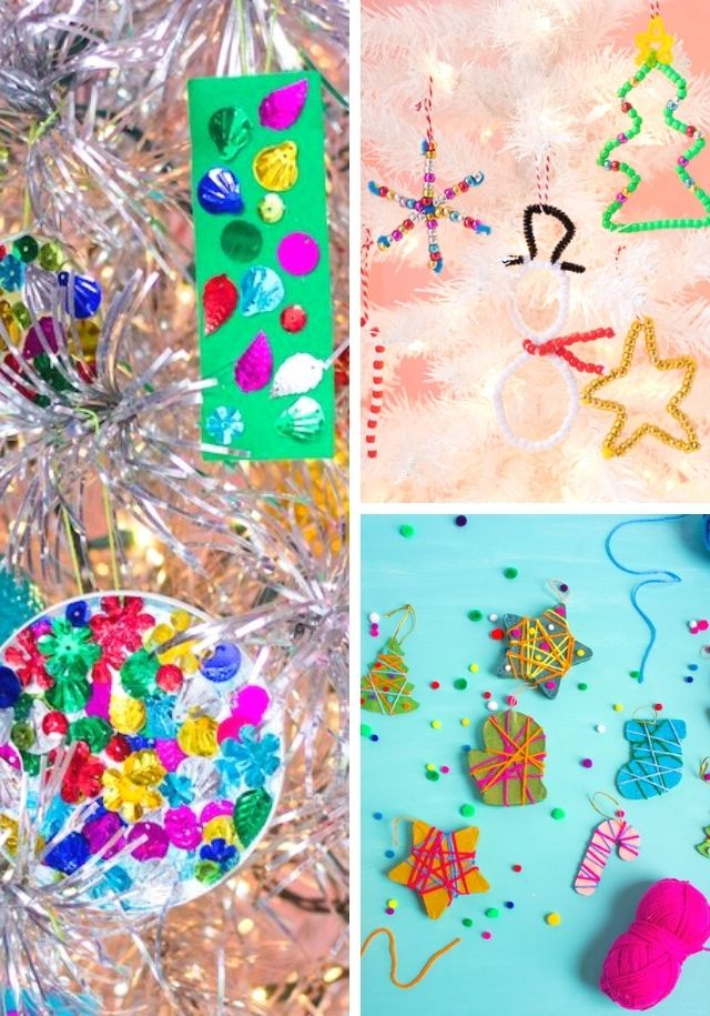 DIY Kids Christmas Ornaments: The Ultimate Guide