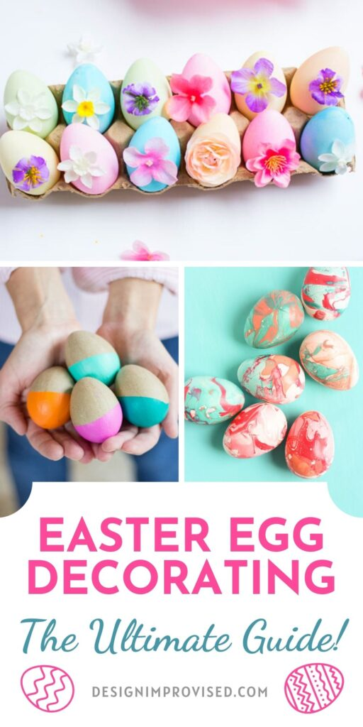 The ultimate guide to Easter egg design ideas!