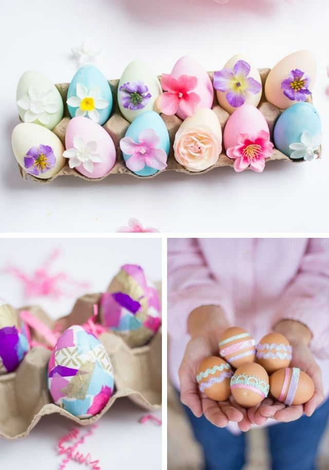 The ultimate guide for Easter egg decorating!