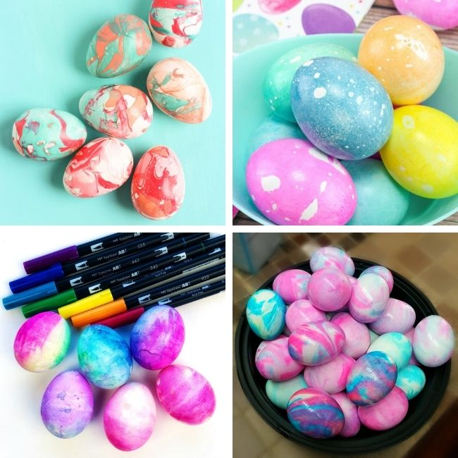 Easter egg design hacks to make at home