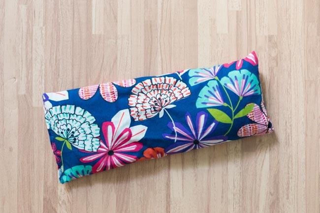Almohada para ojos de yoga