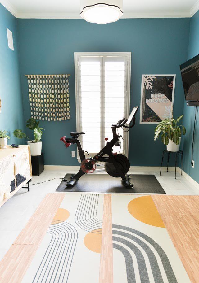 Top 10 Peloton Room Ideas