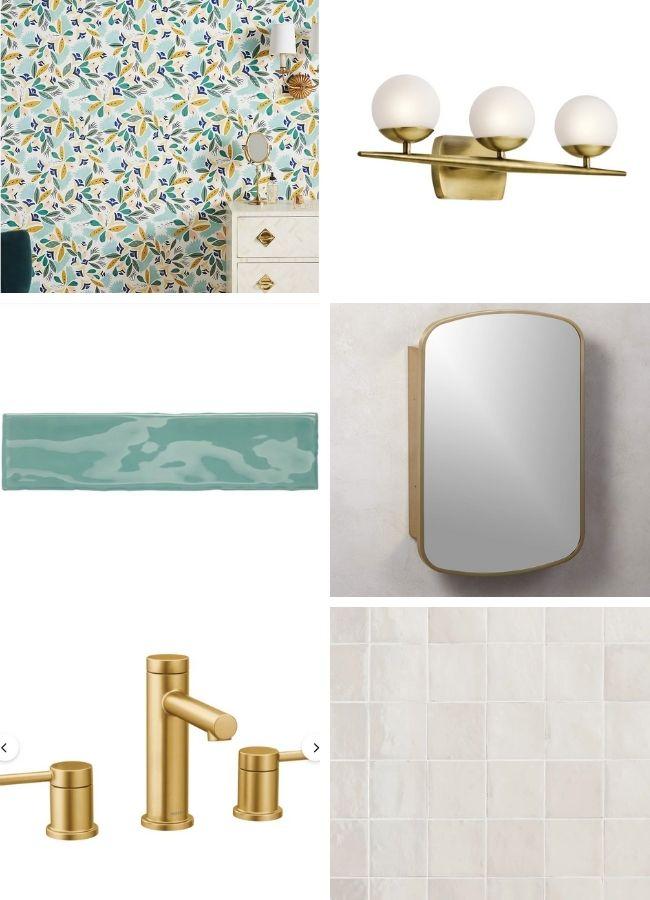 Girl bathroom ideas - decor for tween bathroom